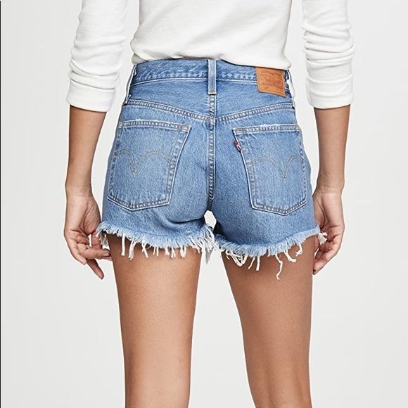 Levi's 501 Shorts Size 28